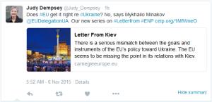 JudyDempseyNov62014Ukraine