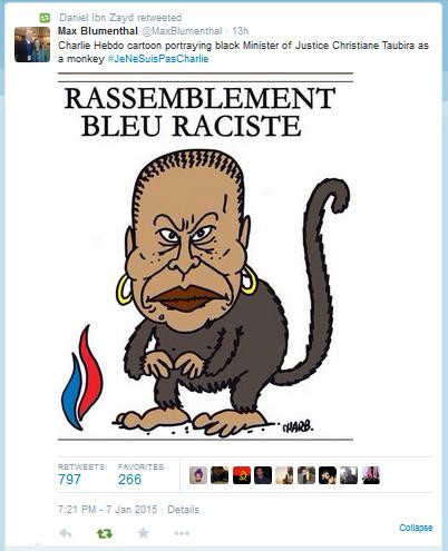 CharlieHebdoMonkey