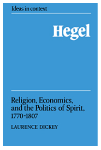 HegelReligion,economics and PolitisofSpiritJan042018