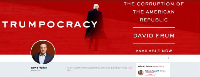 DavidFrumWiseRepublicanElderMidwifeof Trump July122018