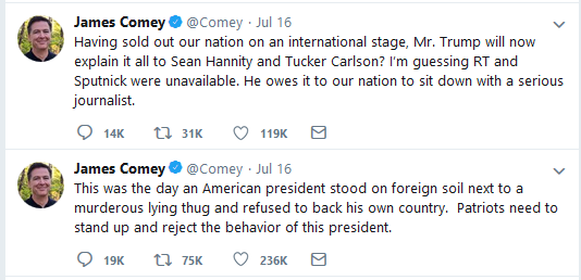 Comey3July162018August172018